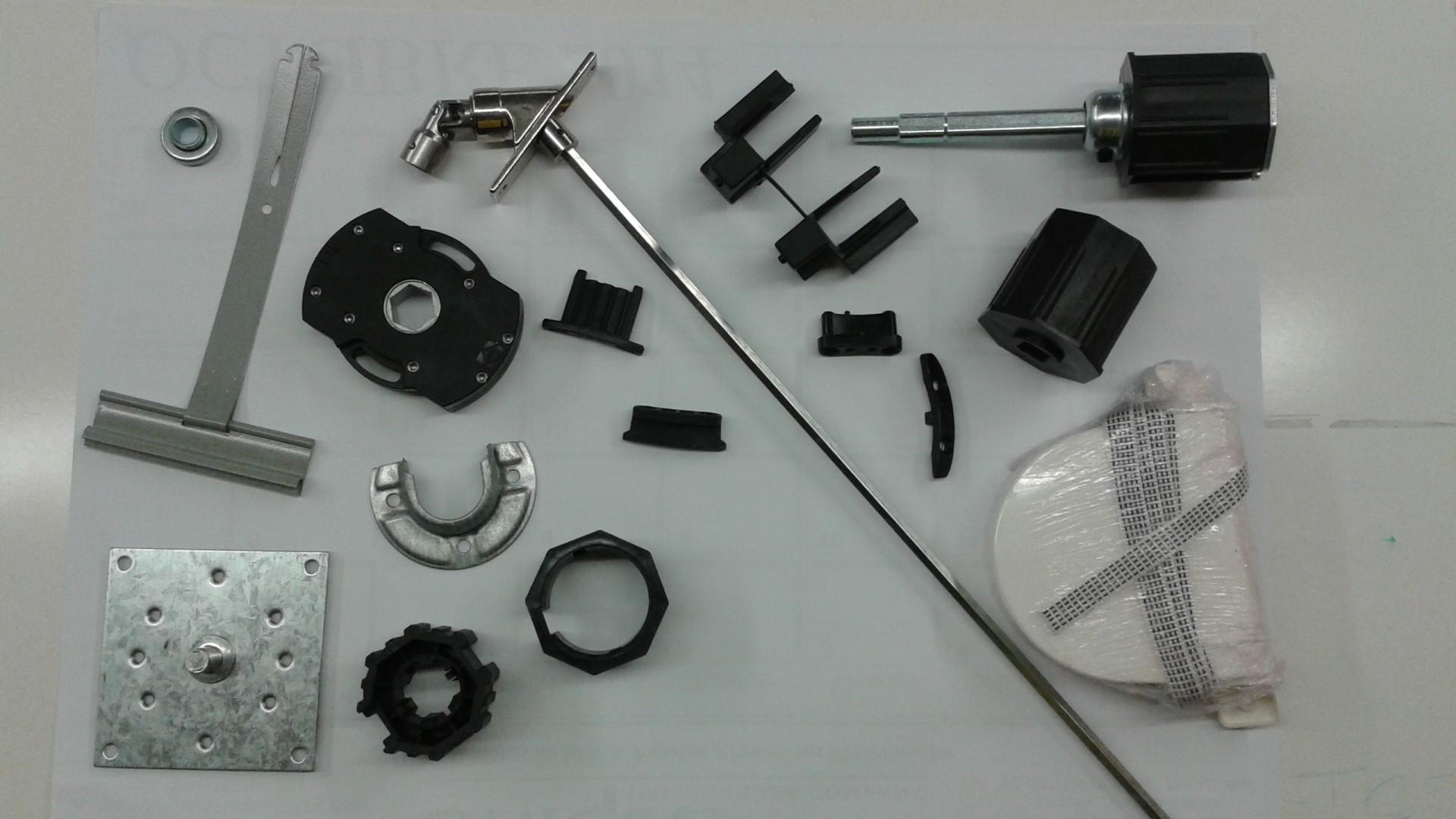Roll-Ups Parts