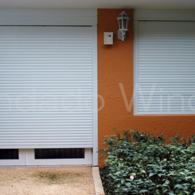 Combo Door and Window Shutters