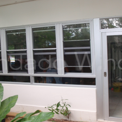 Double Hung Windows and Ultra Swing Doors