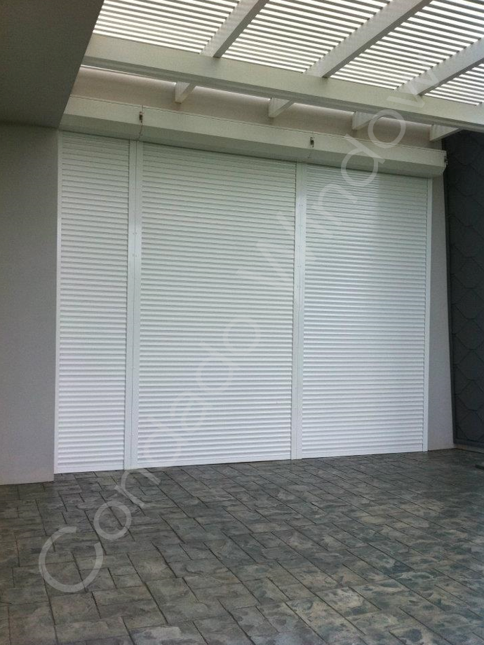 Roll Up Shutters Condado Window