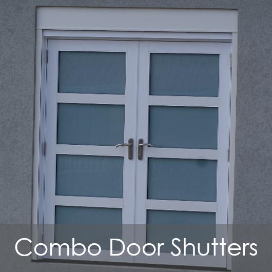 CW Combo Doors Shutters