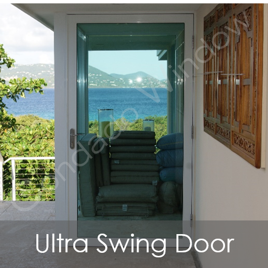 CW Ultra Swing Doors