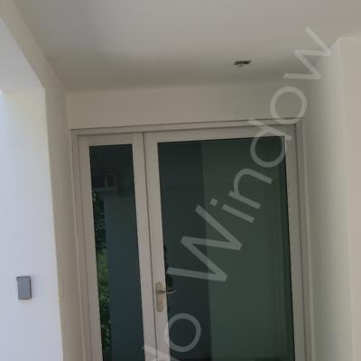 Ultra Pivot Door