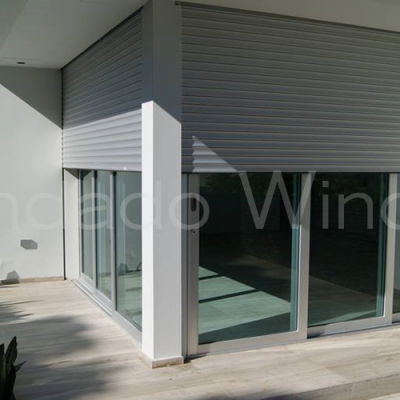 Ultra Sliding Door