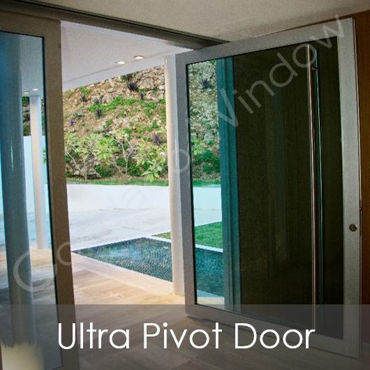 CW Ultra Pivot Doors